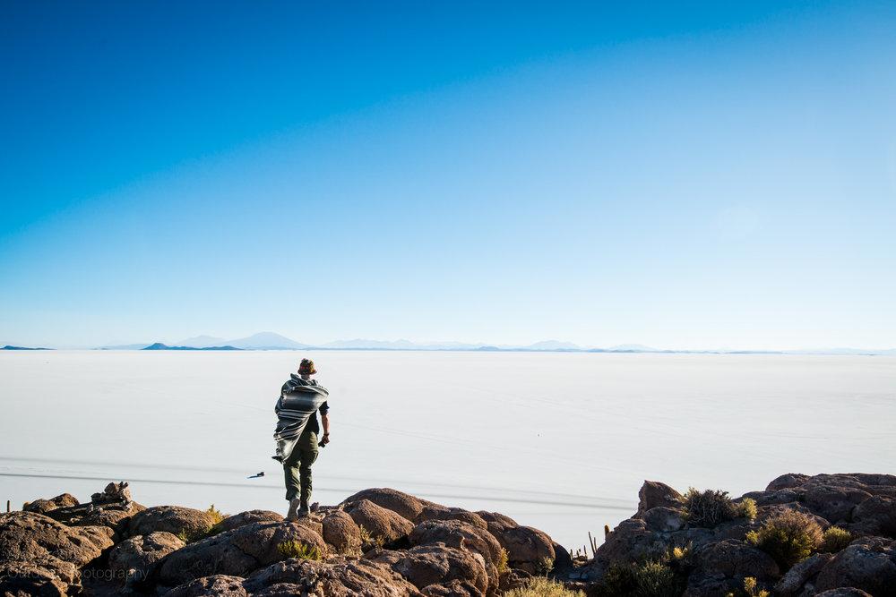 Isla del Pescado, Bolivia