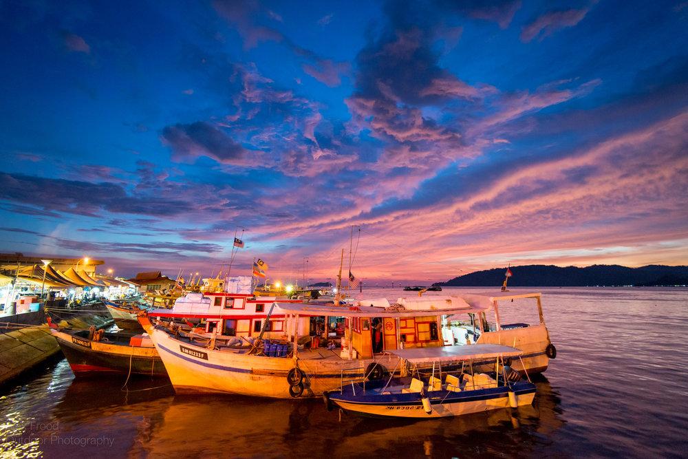 Kota Kinabalu, Sabah, Malaysian Borneo