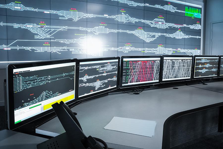 Technische Zentren -