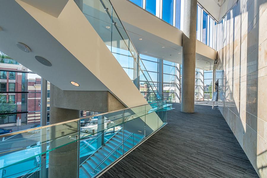 Verwaltungsgebäude -