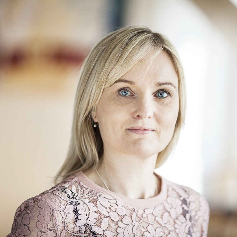 Psykolog Lotte Quist Michaelsen