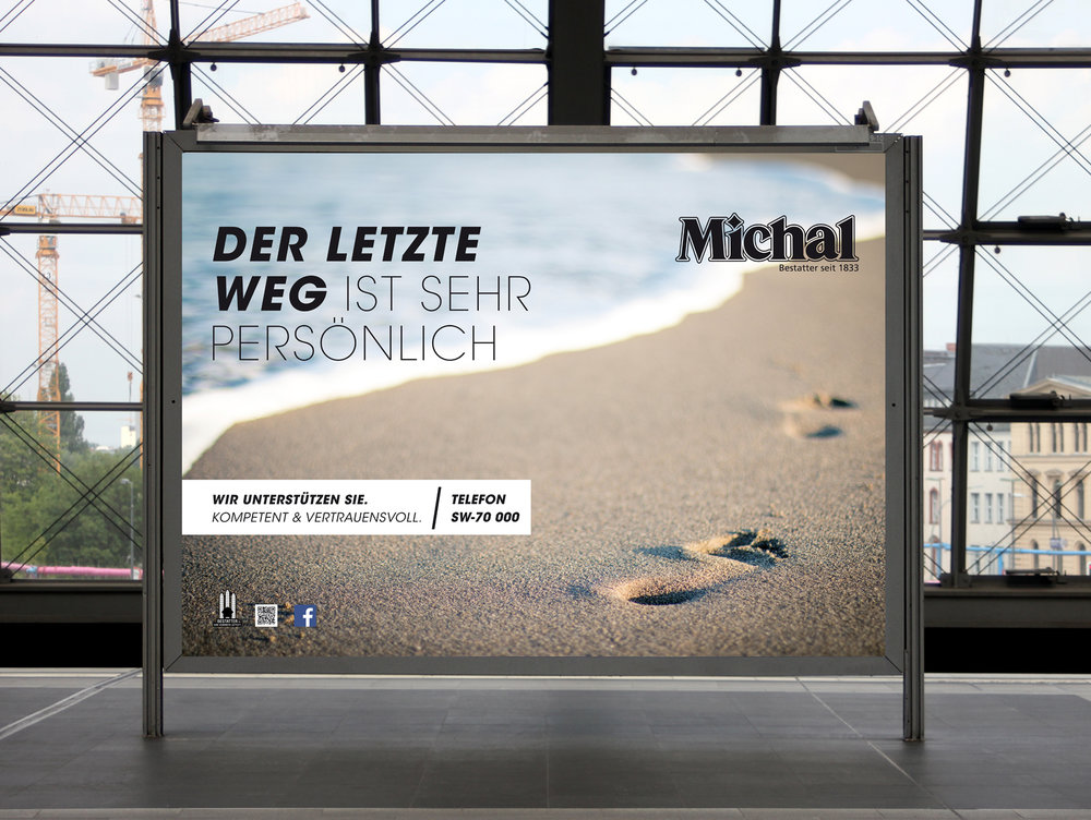Michal – Image Campaign Out of Home