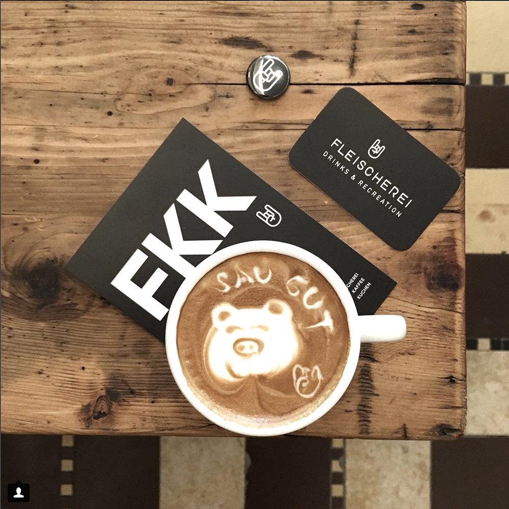 Fleischerei Bar – Corporate Design / Social Media / Print