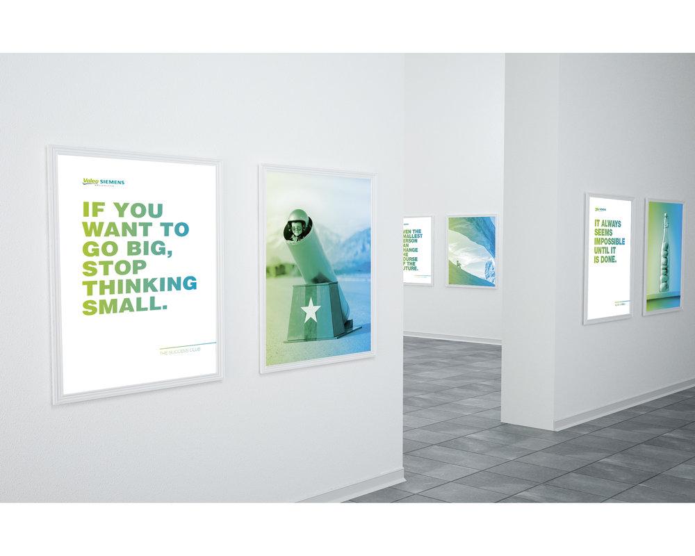 Valeo Siemens – Corporate Design