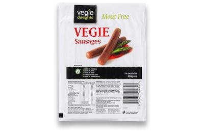 Vegie-Sausages