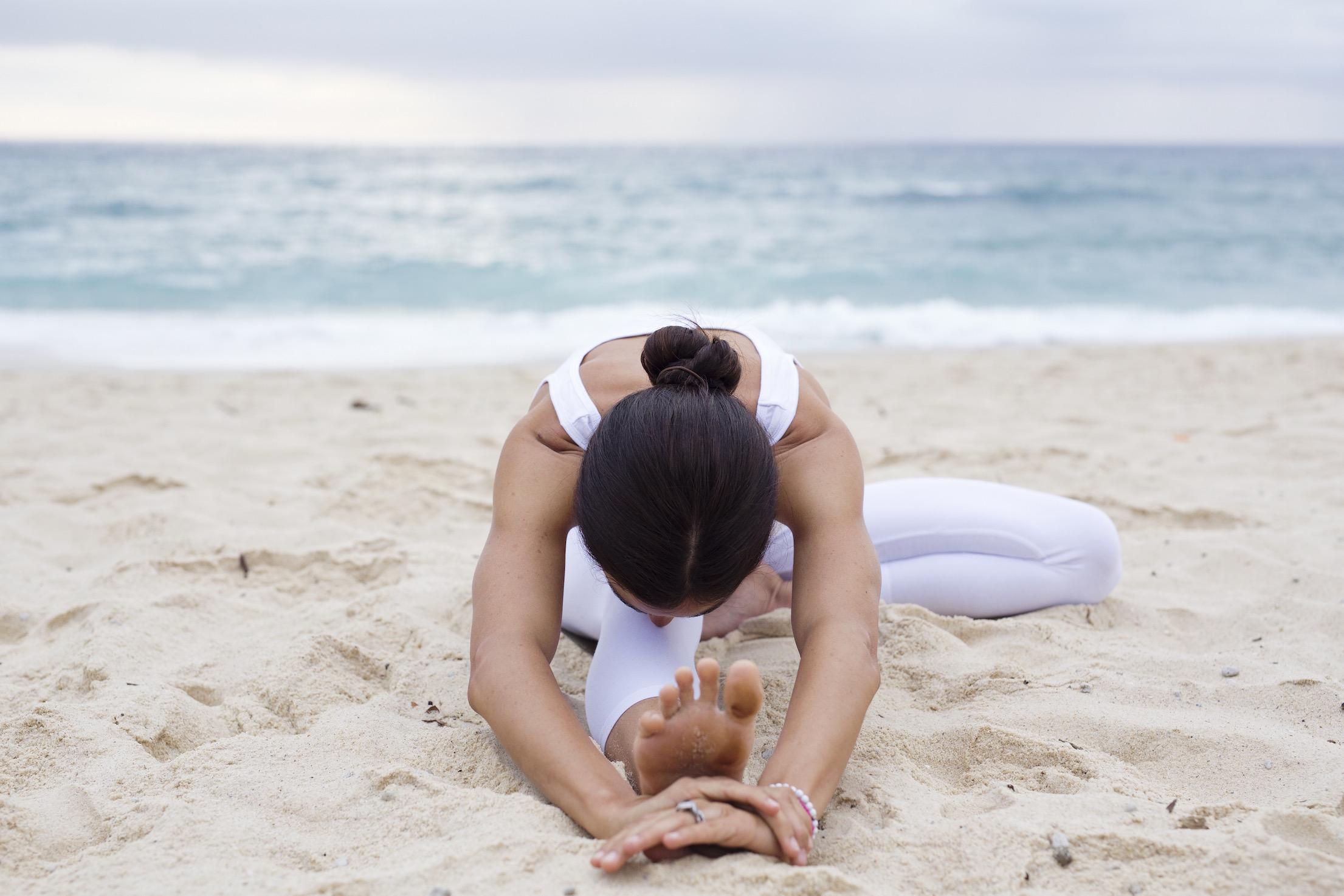 TCR yoga