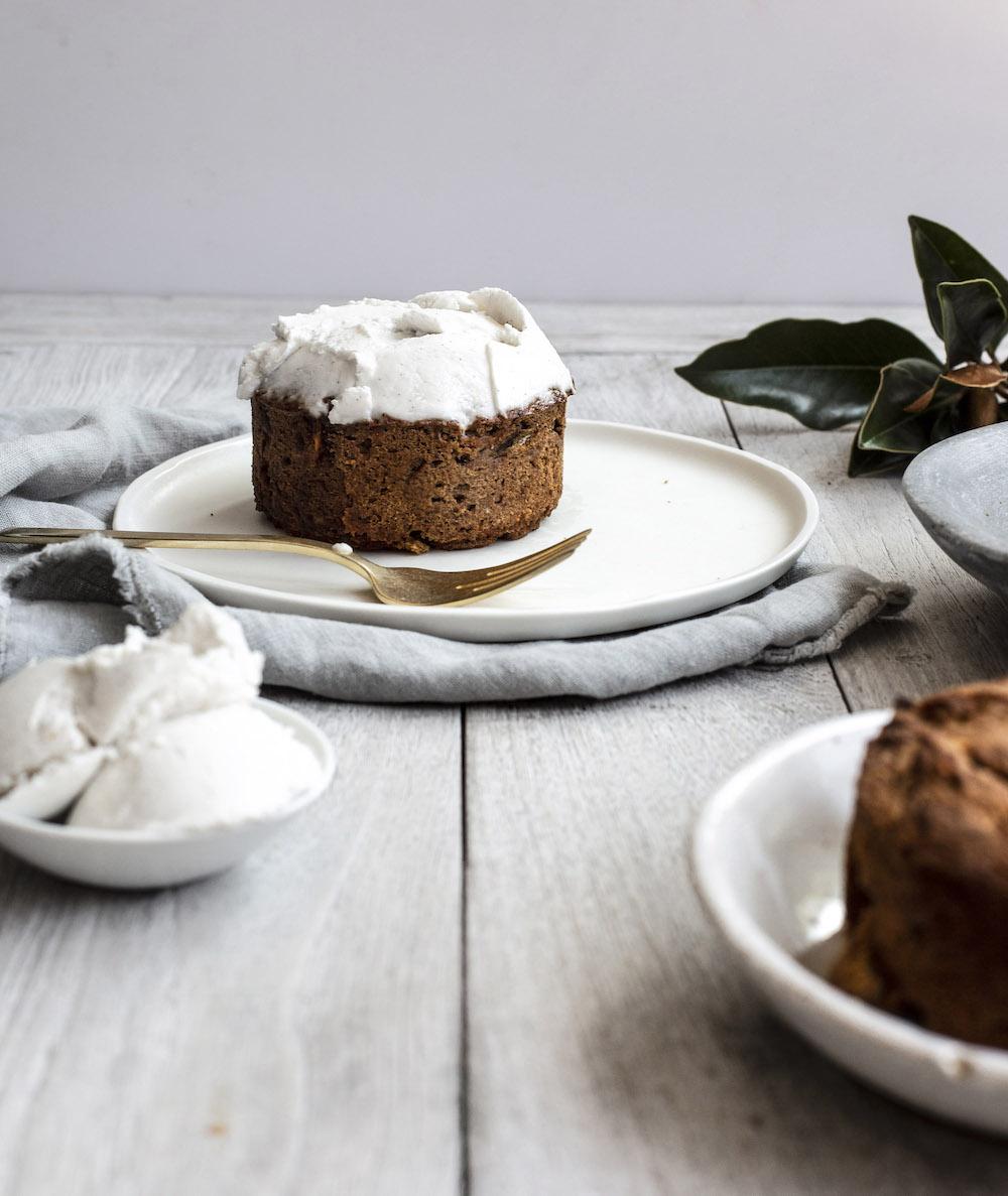 vegan gluten-free carrot cake the compassionate kitchen