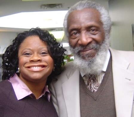 Dick Gregory of Global Watch, Civil Rights Activist, and Internationally Known Comedian, www.dickgregory.com