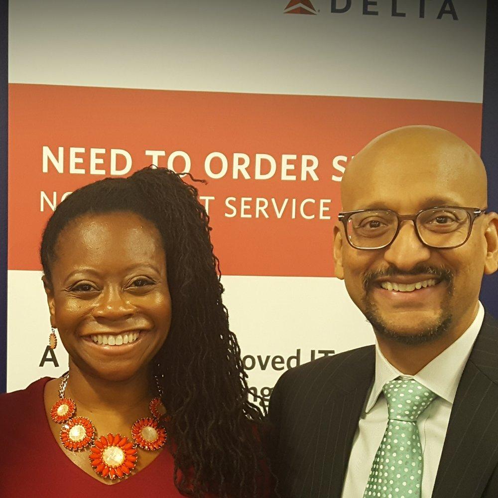 Rahul Samant, Chief Information Officer,  Delta Air Lines .    www.delta.com.