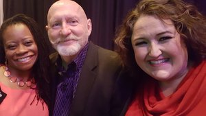 Larry Winget (The Pitbull of Personal Development), International Speaker; and Suzanne Evans, CEO of Suzanne Evans Coaching, LLC.    www.larrywinget.com    and    www.suzanneevanscoaching.org   .