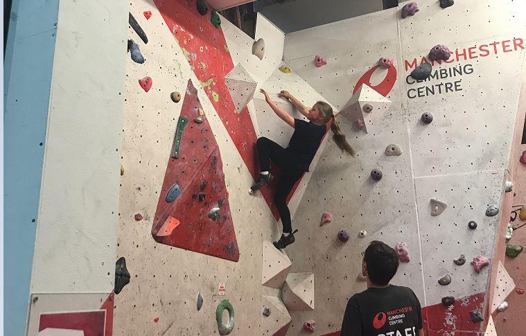 Climbing Programme -
