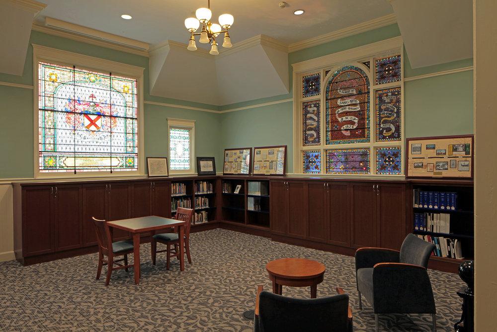 Moffat Library