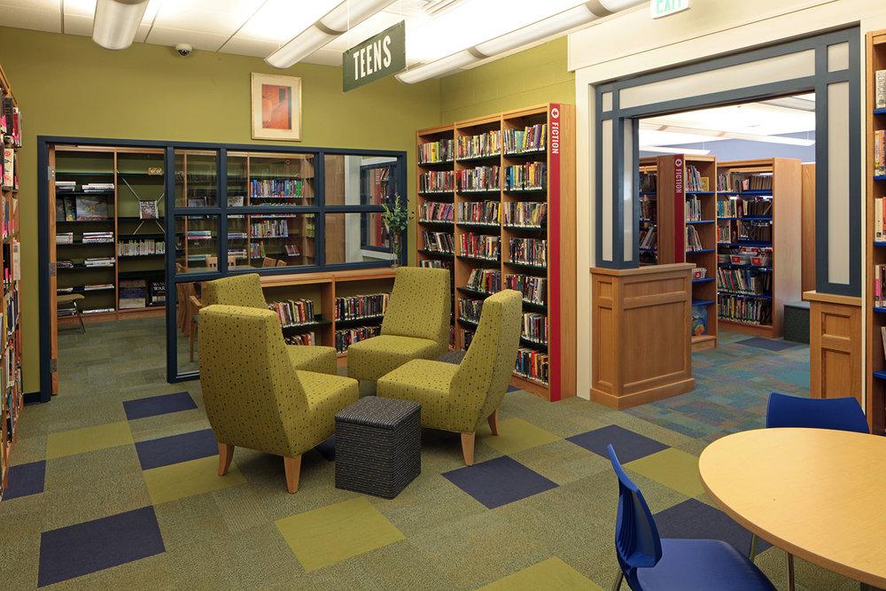 Monroe Free Library