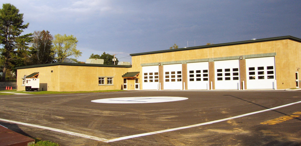 Corinth Volunteer Fire Department