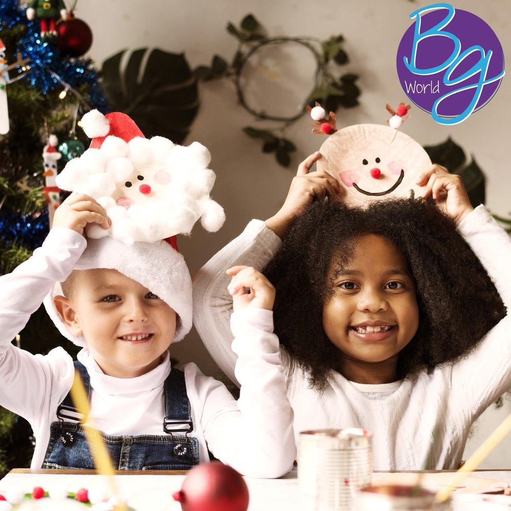L'atelier du jour:CRÉATION D'HIVER - DATES : Vendredi 28 décembreSamedi 29 décembreChaque fois entre 13h et 18hLIEU : Yourte des enfants 2PRIX :CHF 2.-Le lutin de « BG World » proposera aux petits bricoleurs un moment de toutes les couleurs pour une création enneigée à ramener à la maison.Mini-atelier créatif pour la famille: enfants dès 2-12 ans accompagnés d'un adulte.