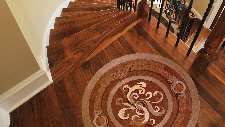 . All Flooring including prefinished and unfinished hardwood flooring