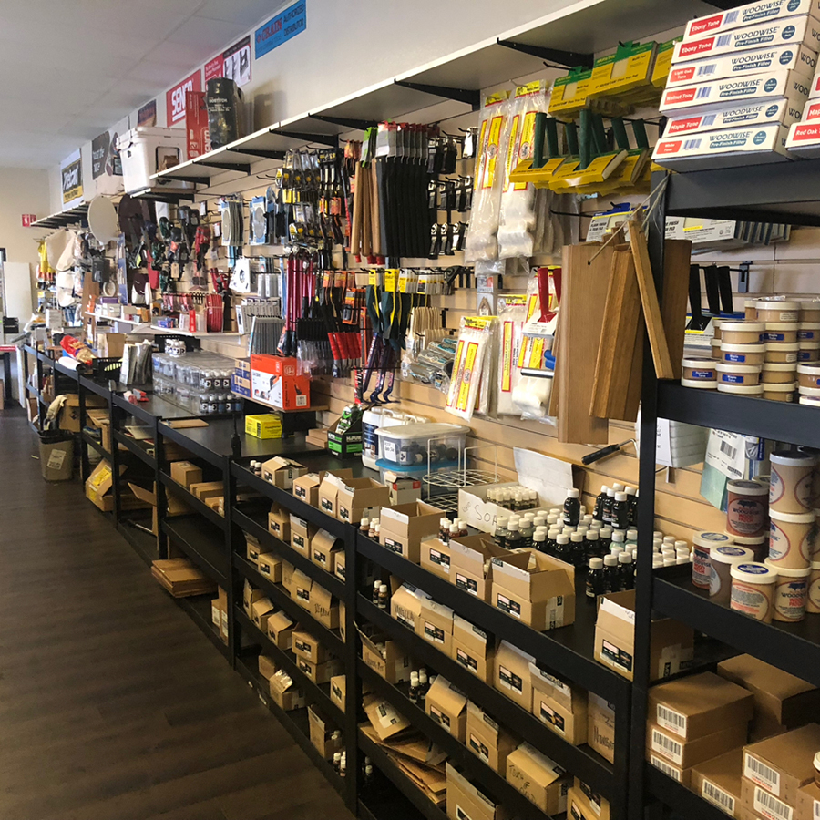 Tools & Supplies - If it relates to installing floors, we have it. Offering the complete package of tools and sundries for every project, ensuring faster, smoother installations. We also partner with our sundry brands to offer technical support and installation training seminars to help make your crews more successful.