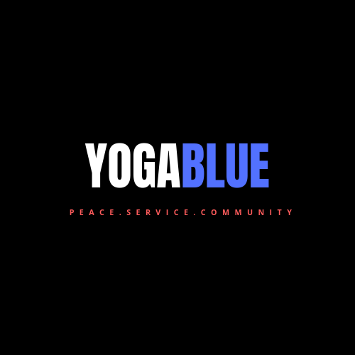 Yoga Blue Fitness