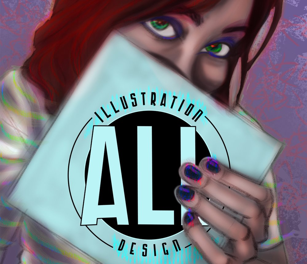 hello there :) - Are you looking for custom illustration, graphic design, character development or another type of creative service? You've come to the right place. scroll down to see what I can do.