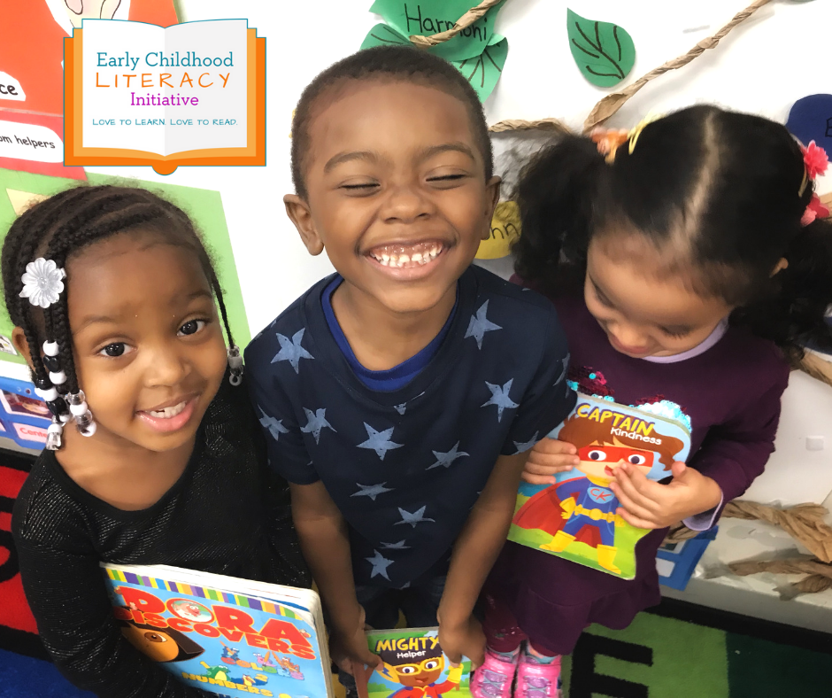 Children who attend early literacy programs are 29% more likely to graduate from high school.