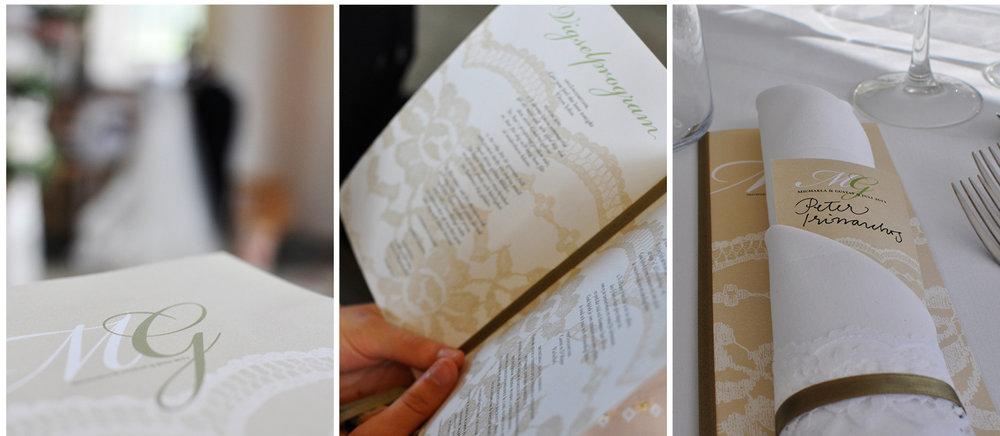Injudningskort till bröllop