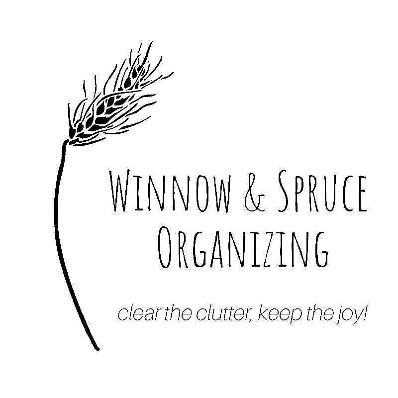 Winnow & Spruce Organizing