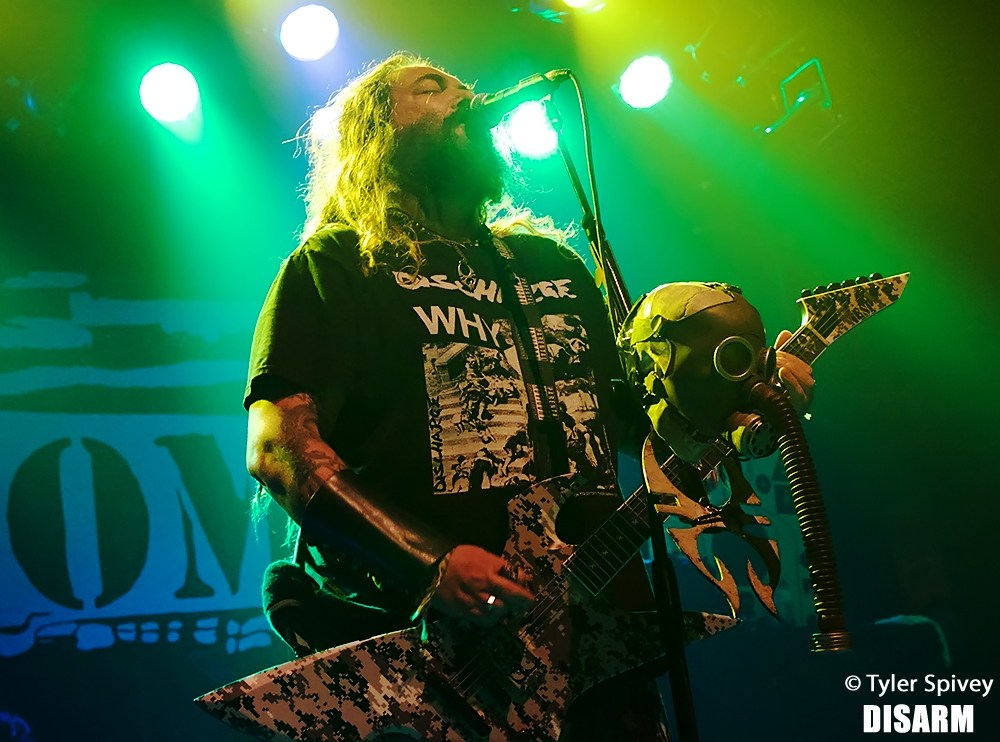 Soulfly will be on tour in January 2019 in support of Ritual. Get ticket details  here !