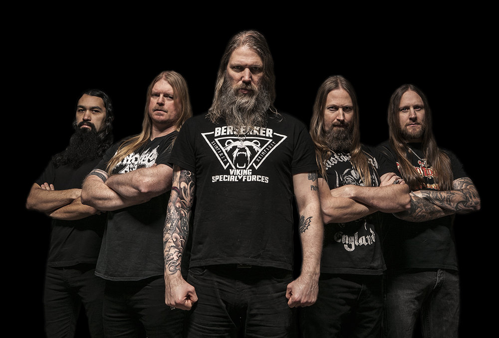 Amon Amarth celebrate their 25 year anniversary with an epic live album/DVD  Pursuit Of The Vikings: 25 Years In The Storm  and a massive 2019 Tour that kicks off in May 2019!