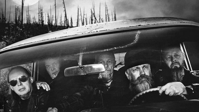 """Candlemass is: Leif Edling (Bass), Mats """"Mappe"""" Björkman (Guitars), Jan Lindh (Drums), Lars """"Lasse"""" Johansson (Guitars), Johan Langquist (Vocals)"""