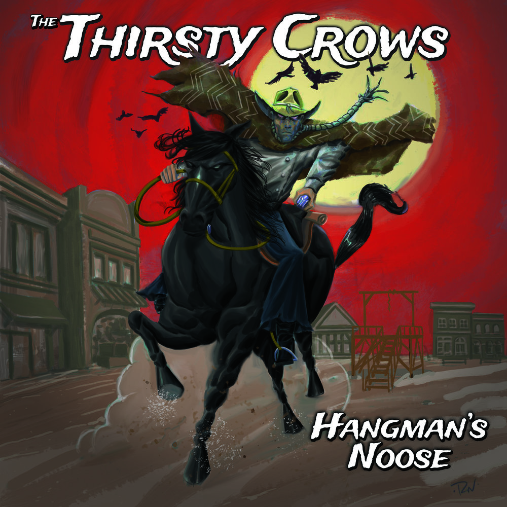 Track listing:  Hangman's Noose  Vengeful Son  De La Muerte  Anchors Up  Devil's Highway  Love Or Suicide  Midnight Rumble  Hang On  Heart Of Rust  Heart Attack  Not Forgotten  Good Juice  Anything Anything