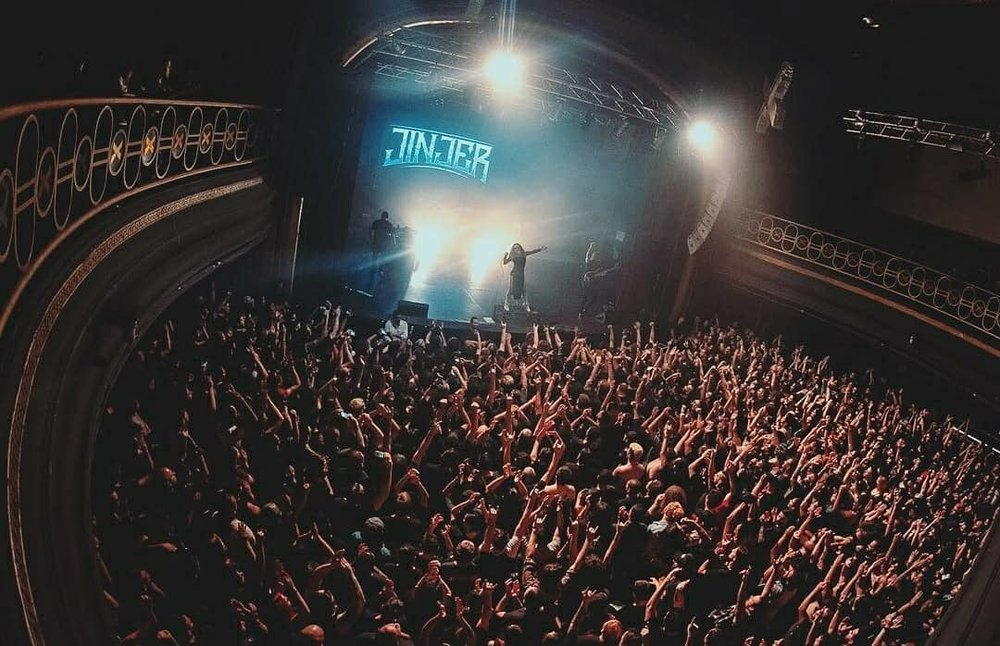 Jinjer is currently touring internationally. Check their social media to see if they are coming to a town near you!  Photo courtesy of  Jinjer's Official Facebook