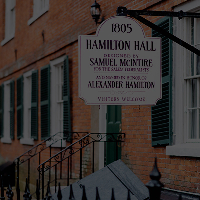 Support Hamilton Hall -