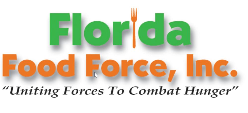 Florida Force Hunger - Food Bank Supplies