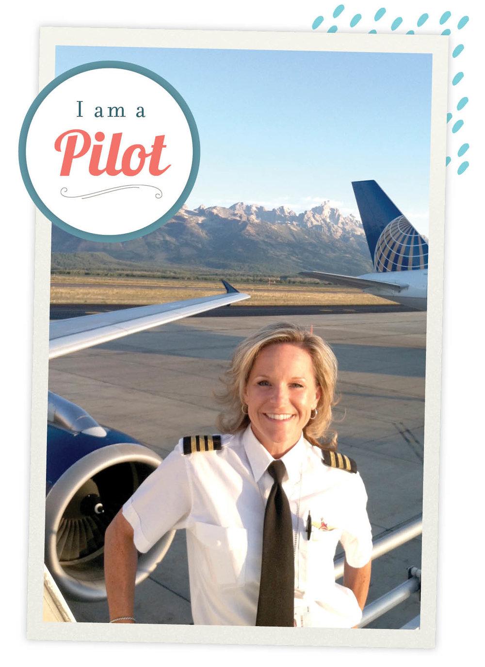 I love being a pilot