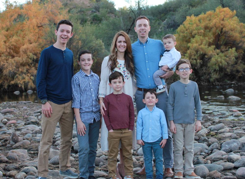 Dr Monahan's Family.jpg