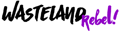 Wasteland Rebel Logo
