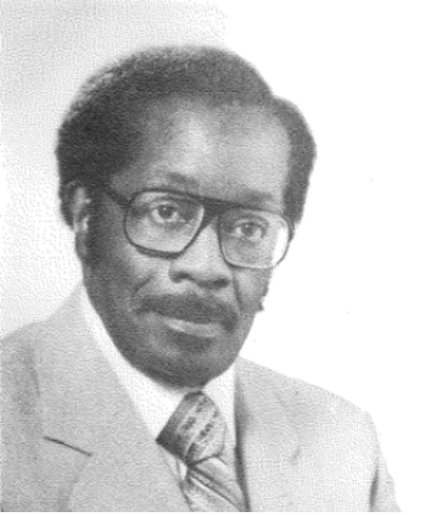 Rev. Thomas E. Holmes - Third Pastor