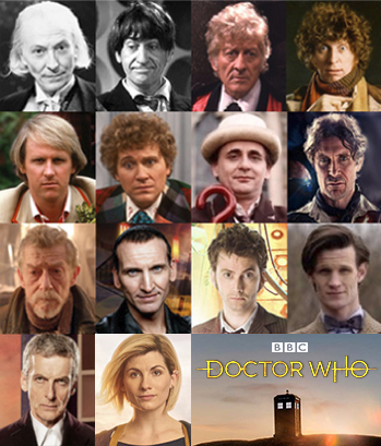The Doctor (Doctor Who)- Doctor Who