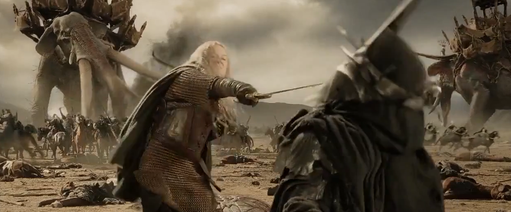 Eowyn-Lord of the Rings Trilogy