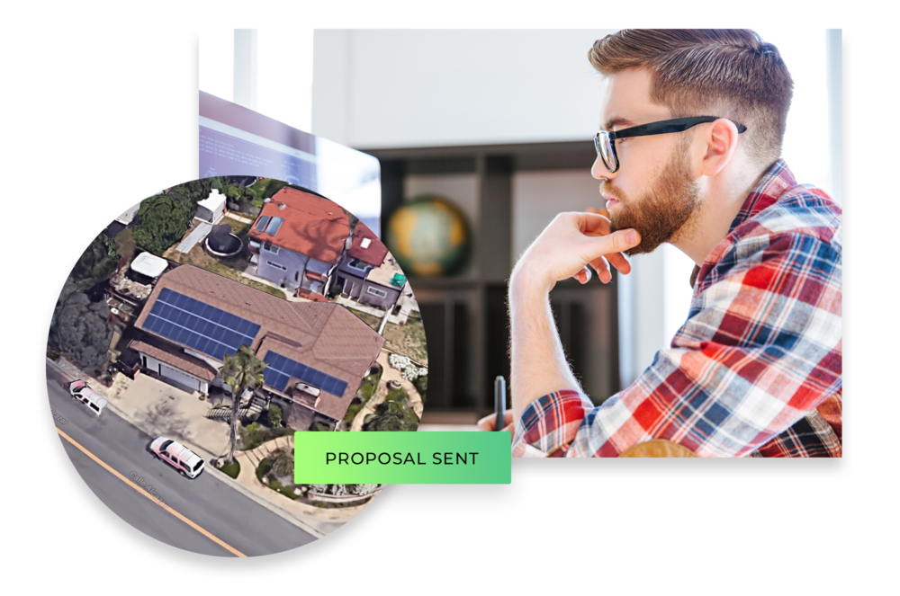 Send proposals faster. - Instantly obtain accurate quotes and send proposals to your clients to eSign via text or email while your rep is on the phone.