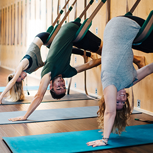 NEW CLASS OFFERINGS AT MISSION BEACH YOGA - Yoga of the elements. From AERIAL YOGA to YIN YOGA WALL, we've got tons of new class offerings for you to enjoy each week! Which one will you try next?
