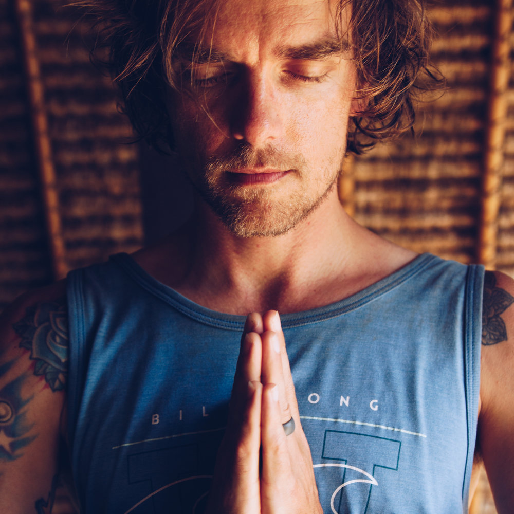 MARTYN CASTENS - Martyn stumbled across his first yoga class in Bali, Indonesia. He was immediately intrigued about the transformational power of Yoga and decided to expand his knowledge. He practiced across several countries and learned from various multicultural teachers finishing his RYT-200 from Prana Yoga Center under Gerhard Gessner. He strives in his practice to supply students with tools to release stress, build concentration and physical strength. When not doing yoga, he can be found rock climbing in the mountains, riding waves in La Jolla or finding new exotic countries to travel to.