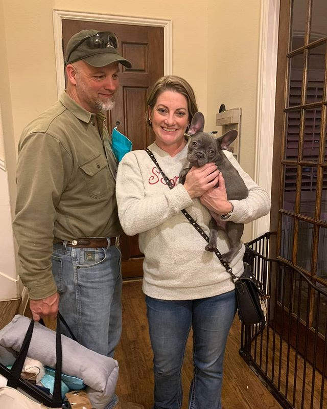 Well another baby went to their furever home. We met the sweetest, most kind family and I'm just over the moon that Draco is going to a home filled with love. Thank you so much @thatplexuschick for trusting in us