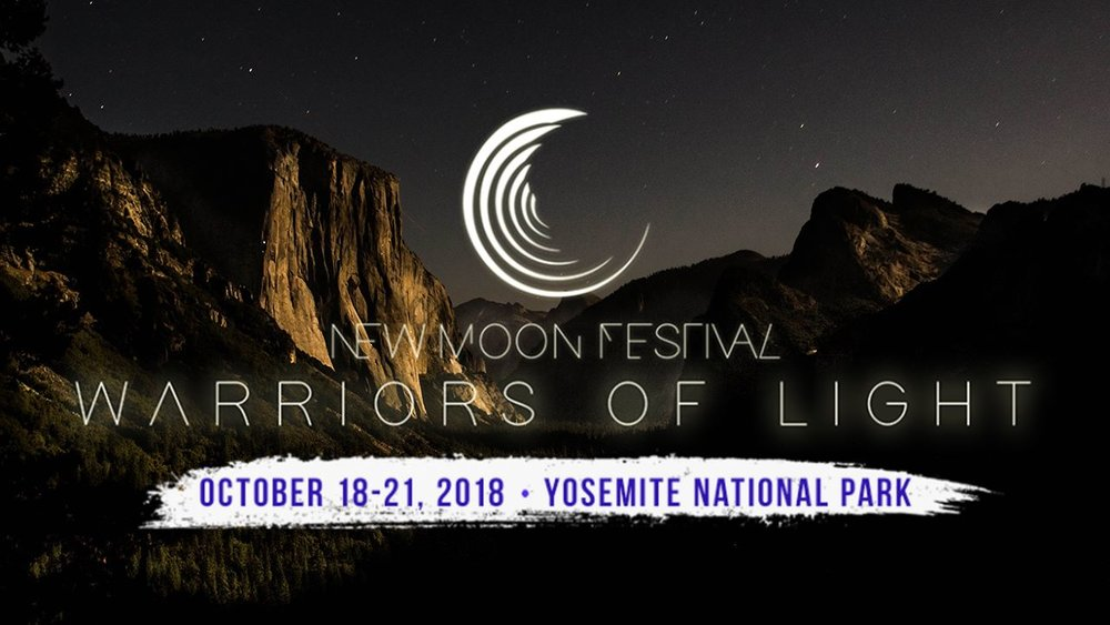 New Moon Festival - Oct. 18-21 @ Yosemite National Park