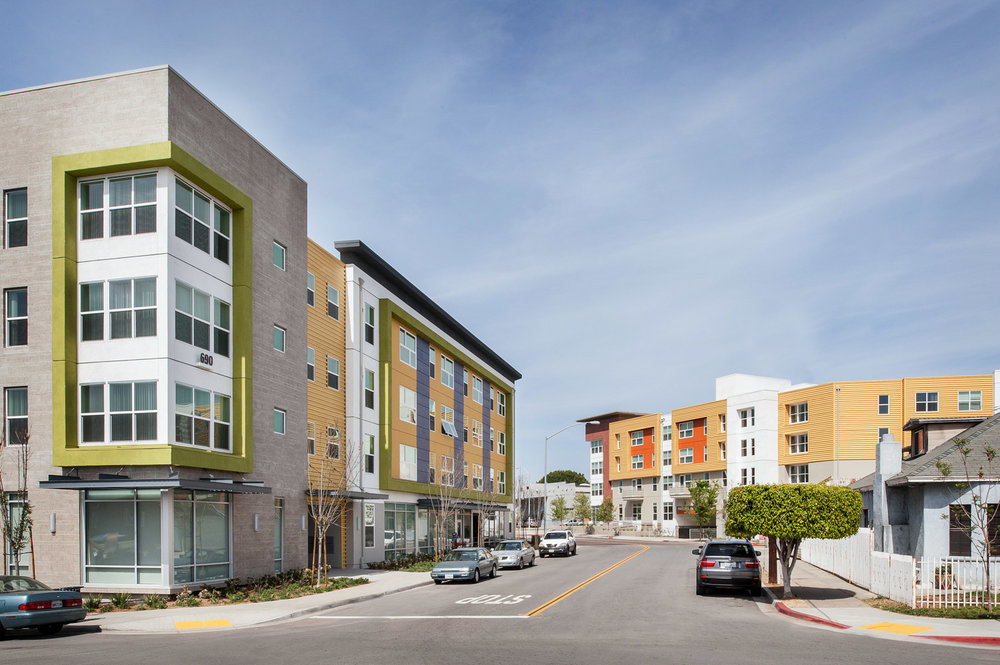 Affordable housing photography, southern California housing, Bridge Housing, apartment photography