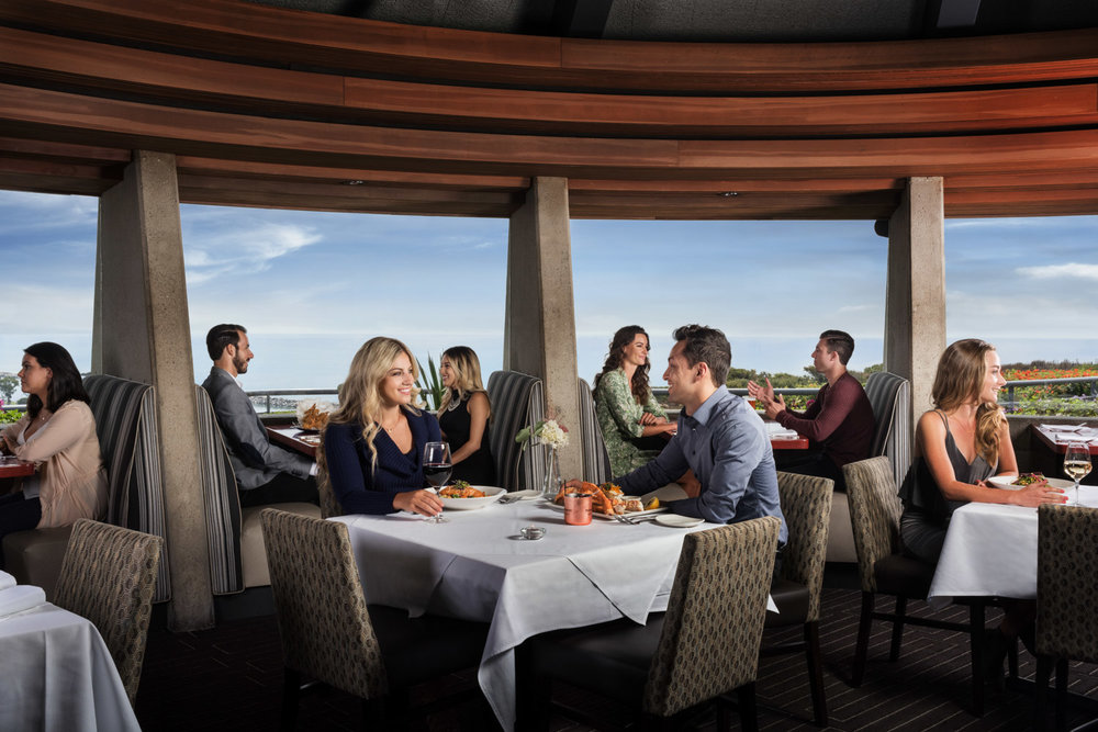 Chart House dining in Dana Point, Landrys restaurants, lifestyle photographer, commercial photographer