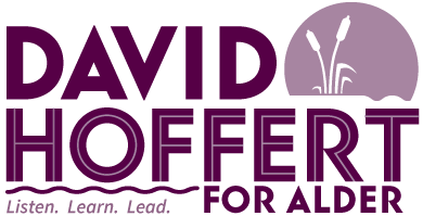 David Hoffert for District 13 Alder