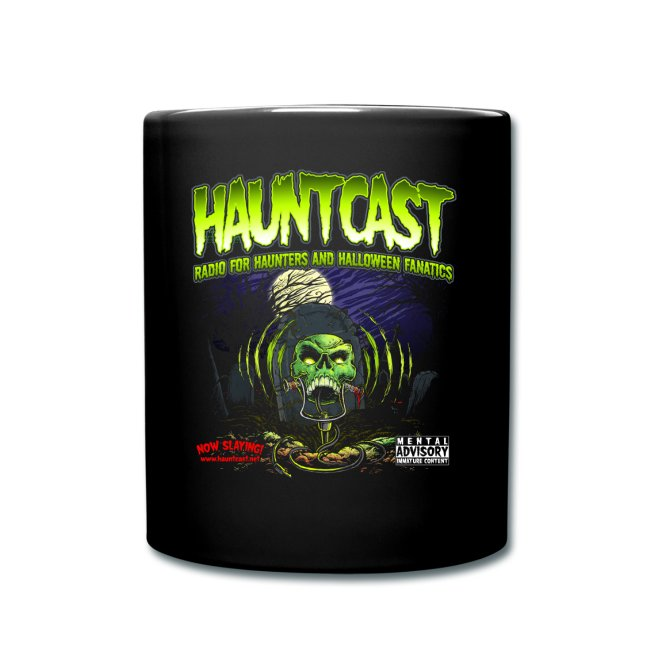 Hauntcast Organic Suspension Vessel