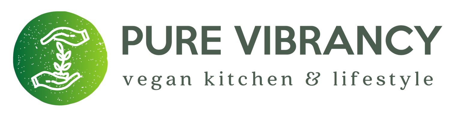 Pure Vibrancy | Vegan Kitchen & Lifestyle Blog