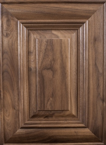 shown in Walnut / Colour:  Clear